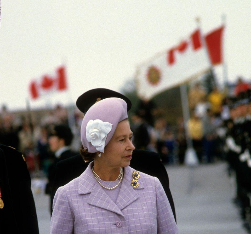 1984 Queen's visit