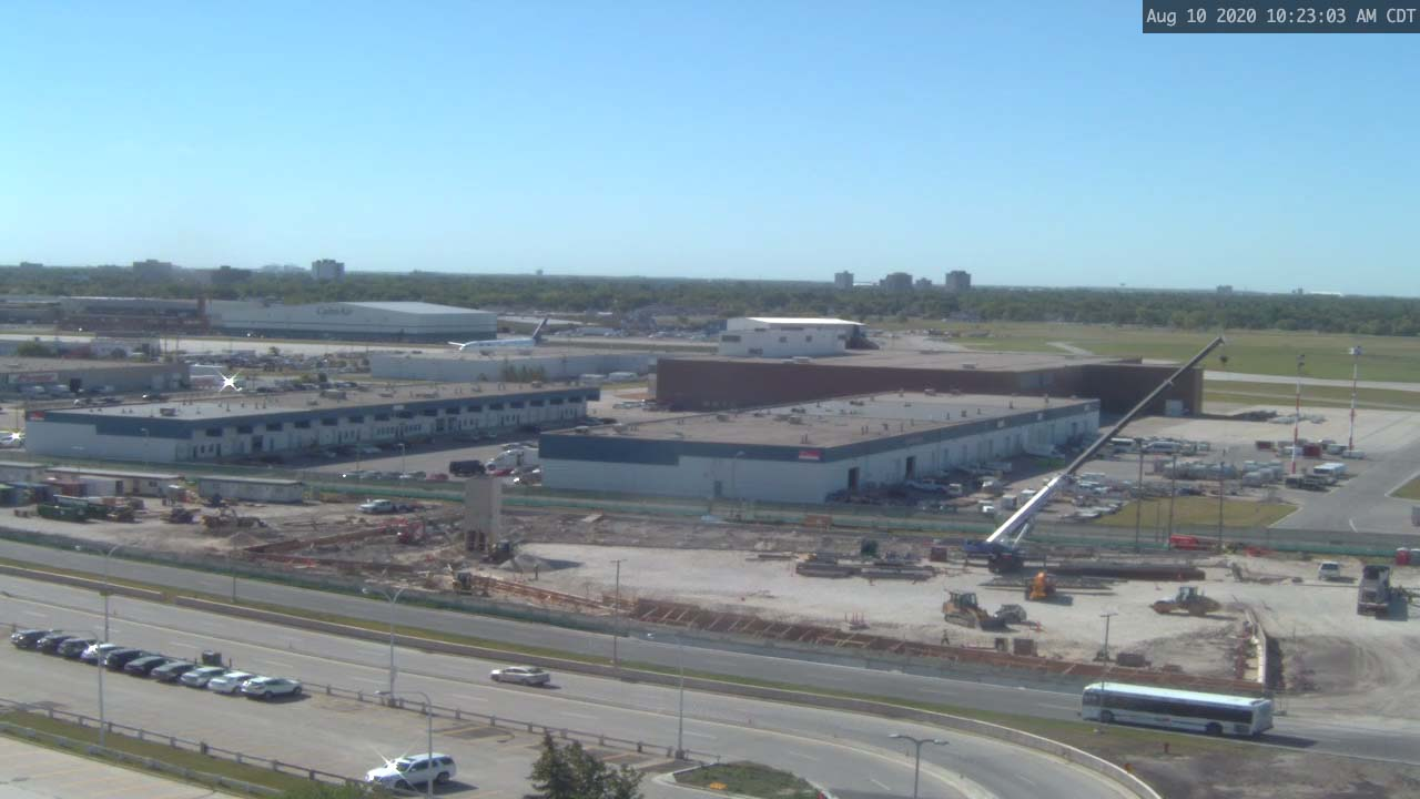 Construction Webcam August 10 2020