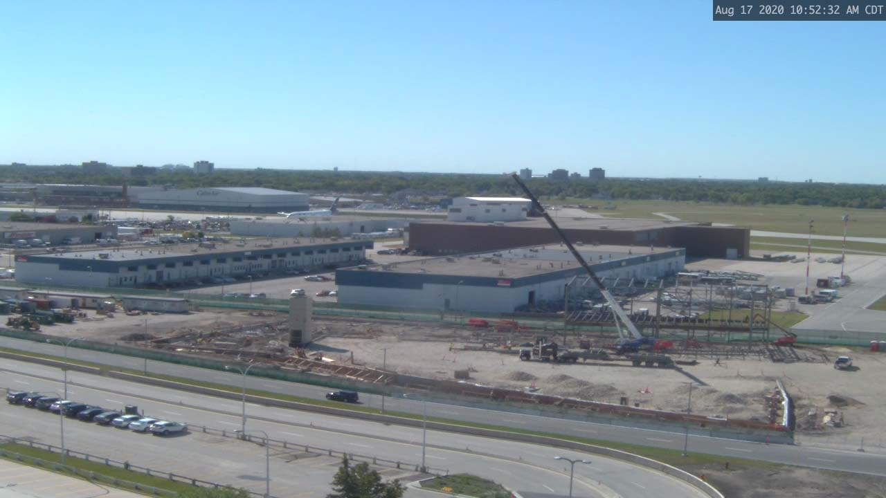 Construction Webcam August 17 2020