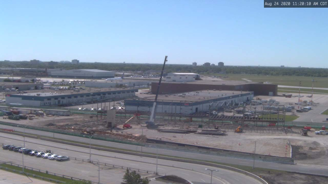 Construction Webcam August 24 2020