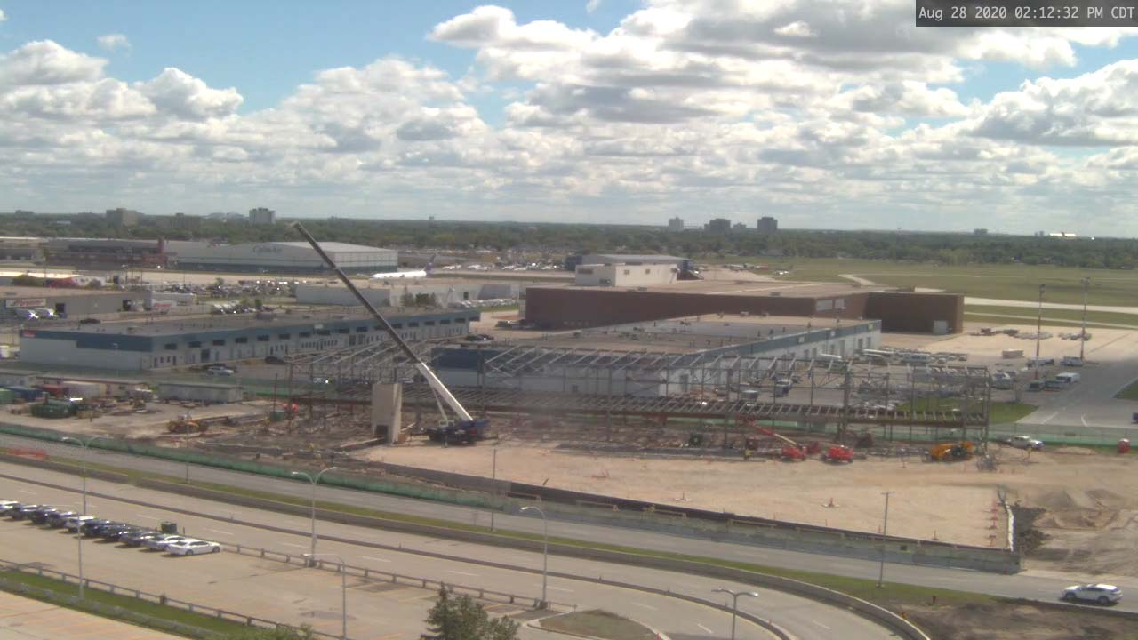 Construction Webcam August 28 2020