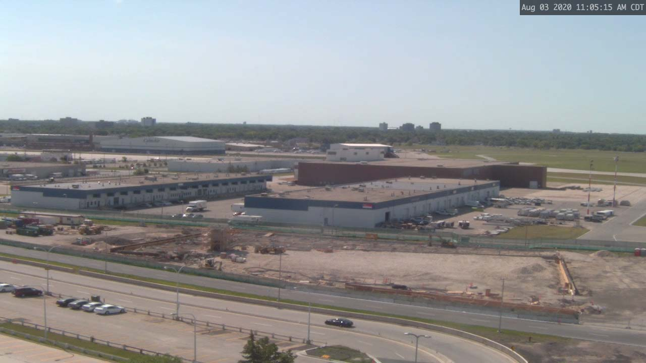 Construction Webcam August 3 2020