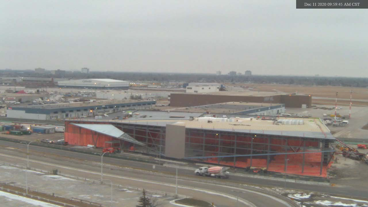 Construction Webcam December 11 2020