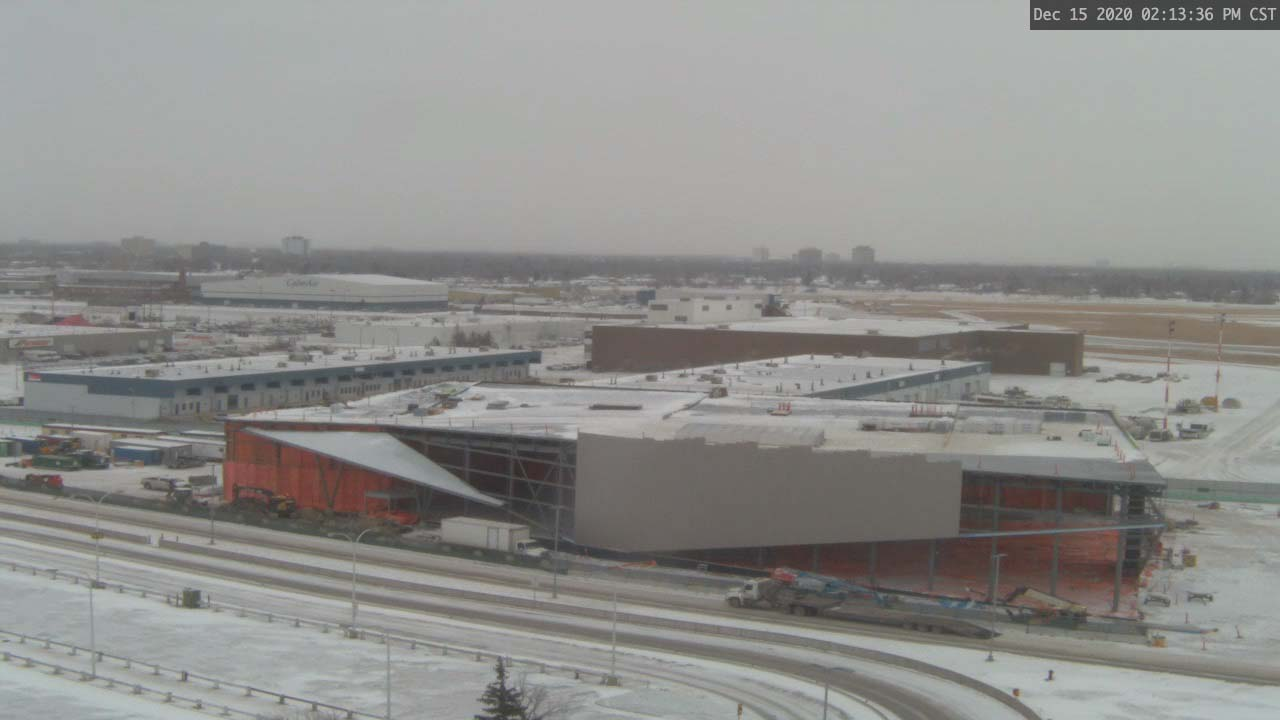 Construction Webcam December 15 2020