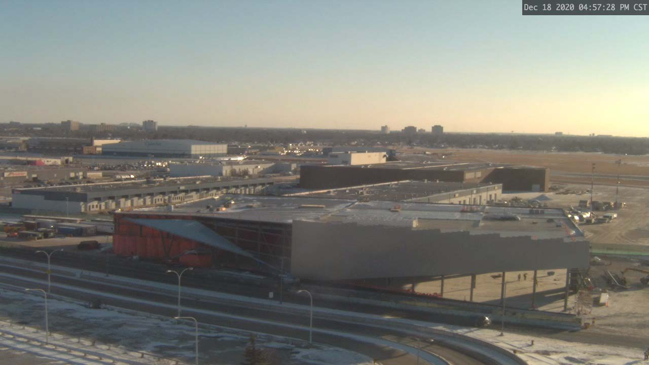 Construction Webcam December 18 2020