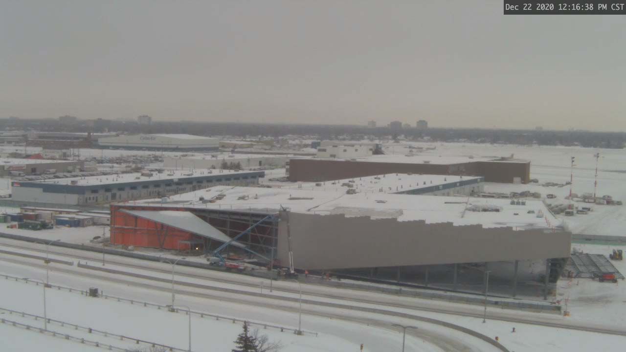 Construction Webcam December 22 2020