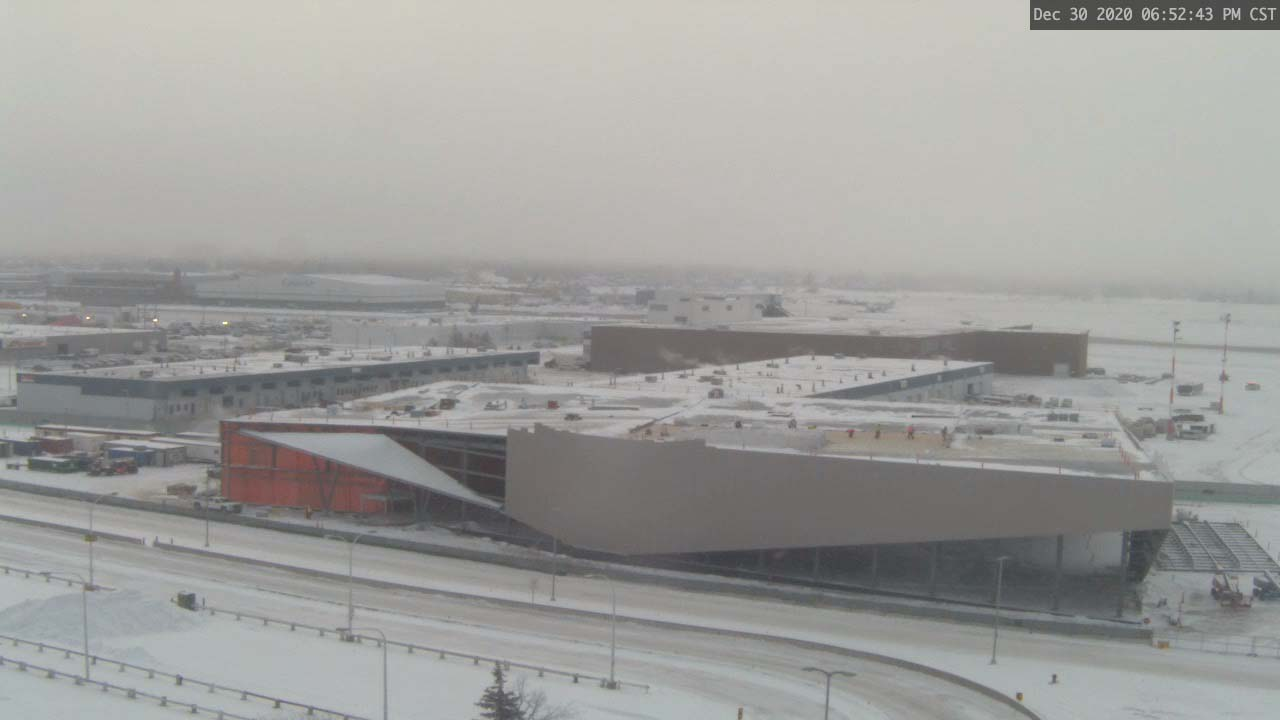 Construction Webcam December 30 2020