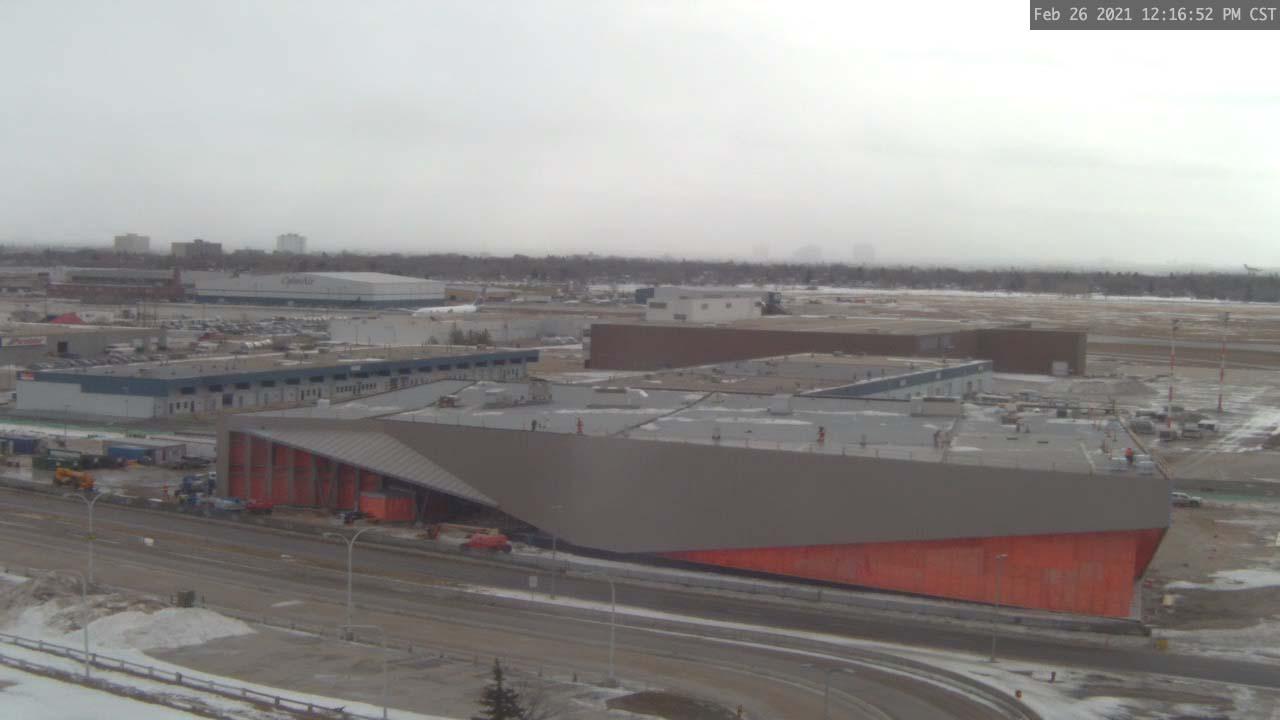 Construction Webcam February 26 2021