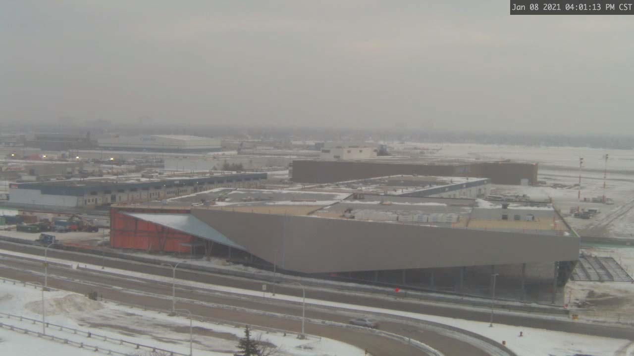 Construction Webcam January 8 2021