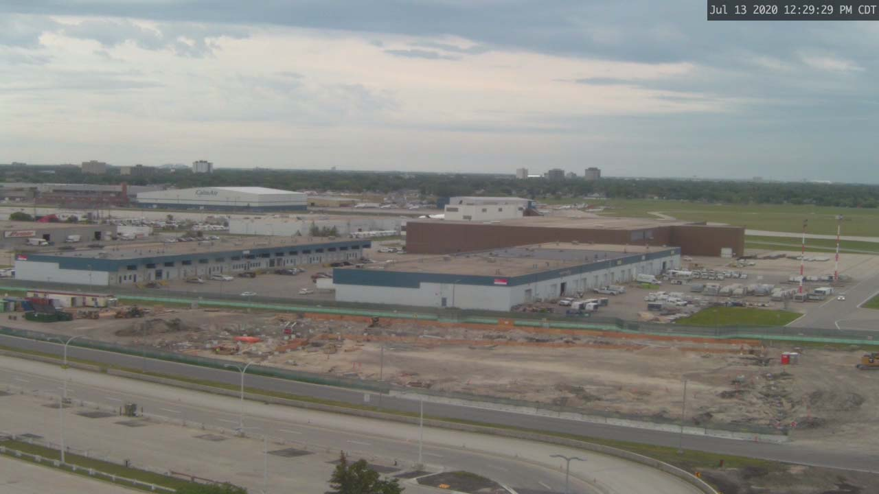 Construction Webcam July 13 2020