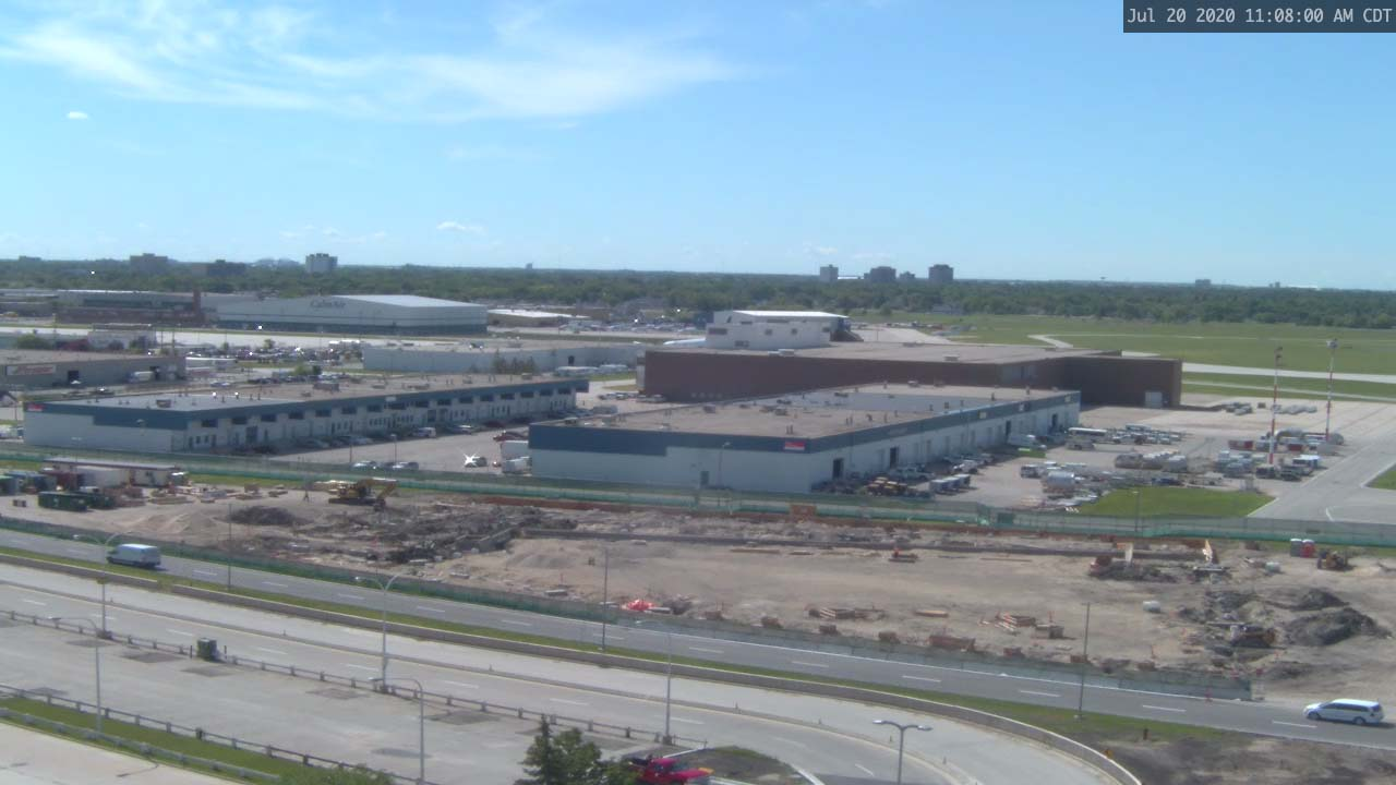 Construction Webcam July 20 2020