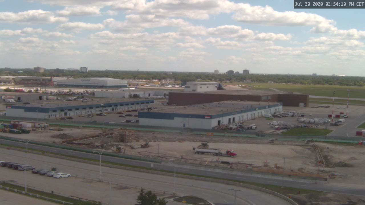 Construction Webcam July 30 2020