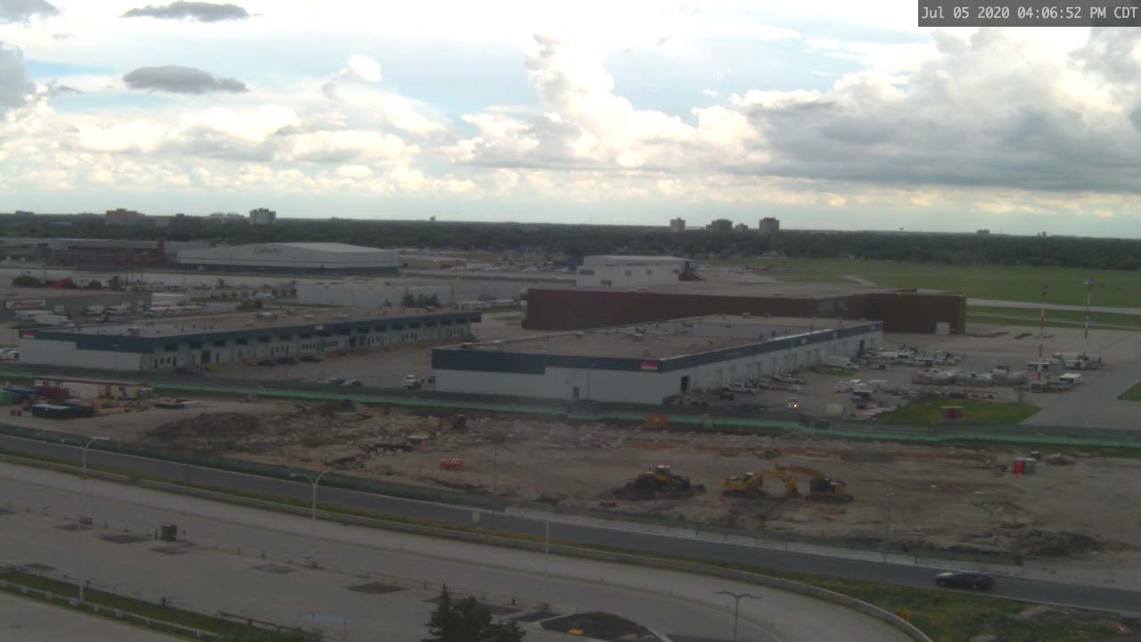Construction Webcam July 5 2020