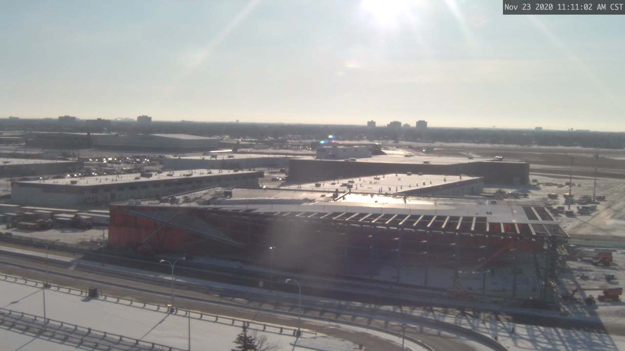Construction Webcam November 23 2020
