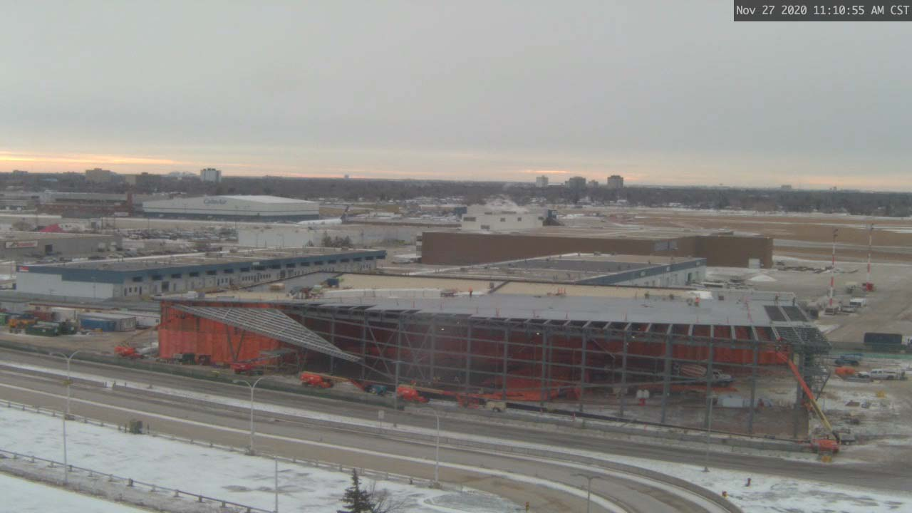 Construction Webcam November 27 2020