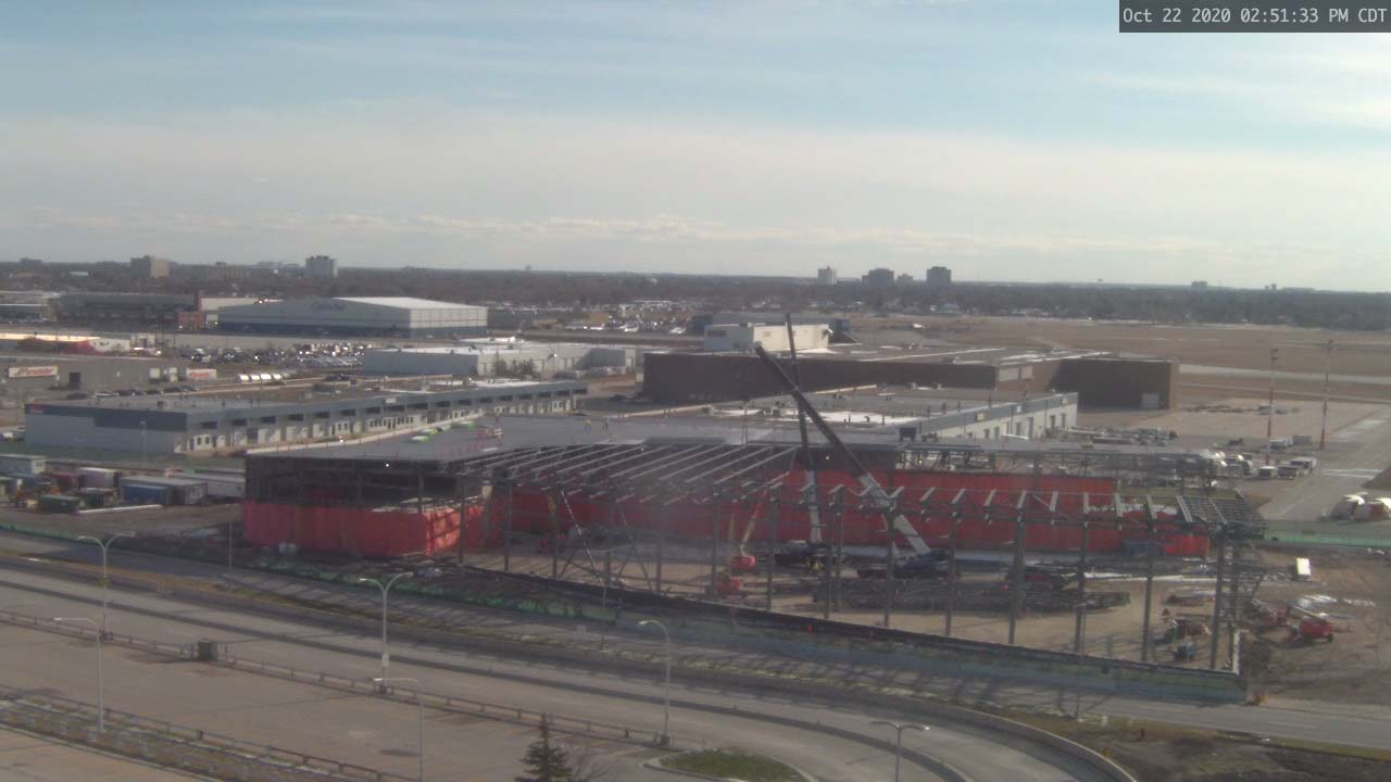 Construction Webcam October 22 2020