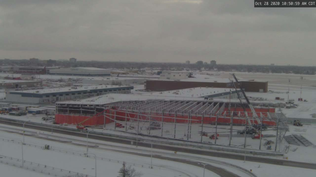Construction Webcam October 28 2020