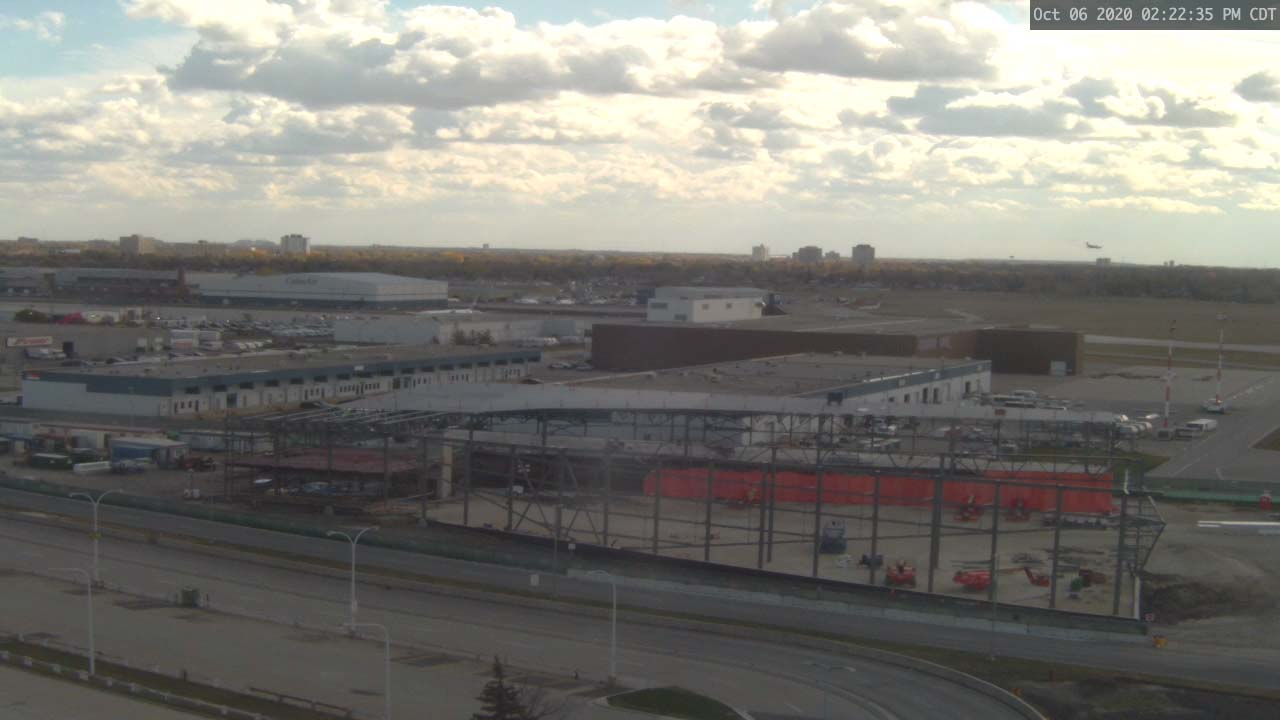 Construction Webcam October 6 2020