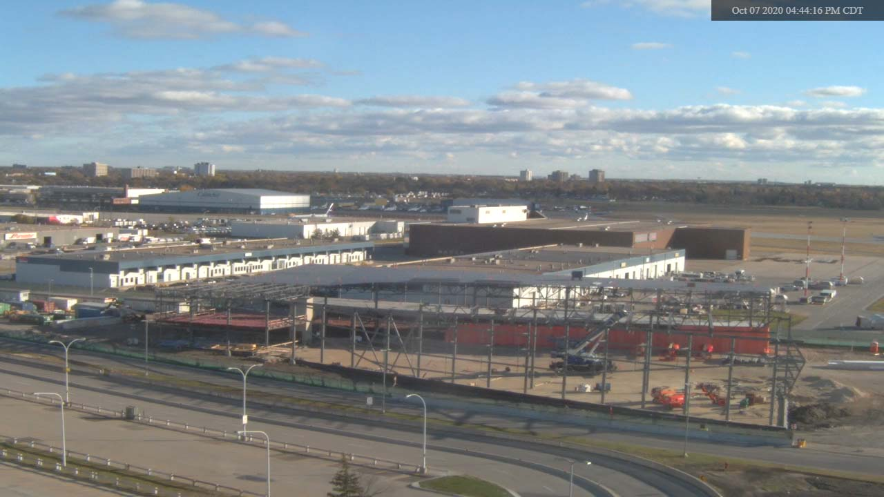 Construction Webcam October 7 2020