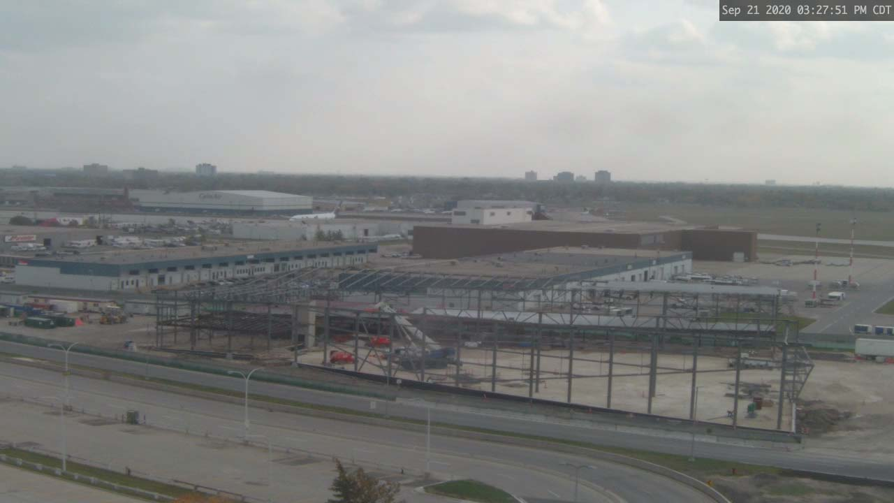 Construction Webcam September 21 2020