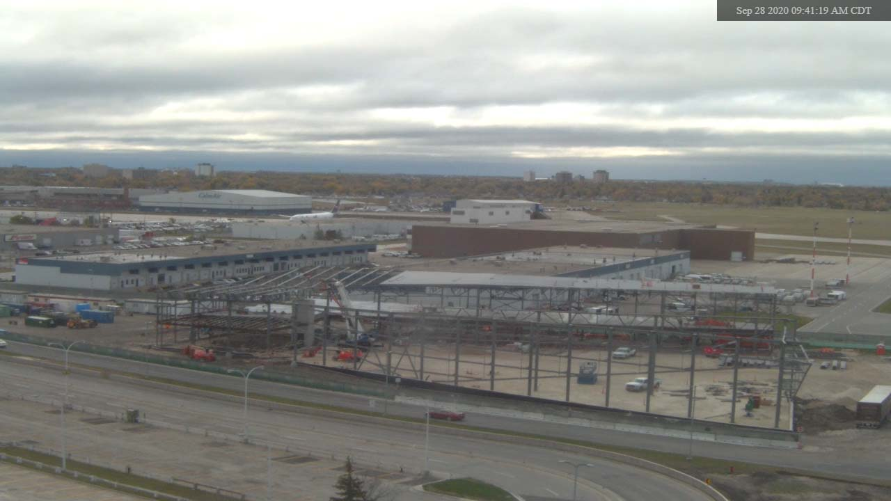 Construction Webcam September 28 2020