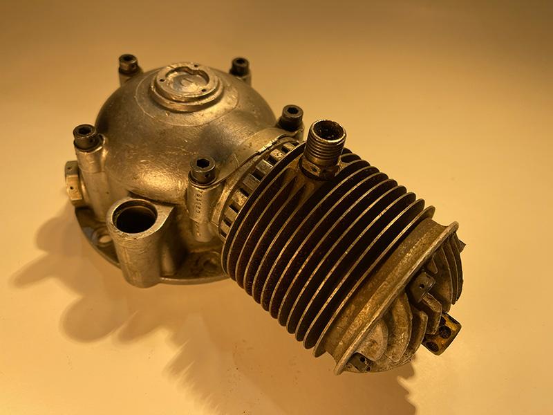 aircraft engine part