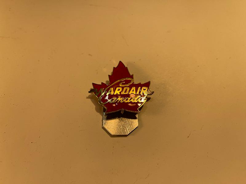 wardair canada pin