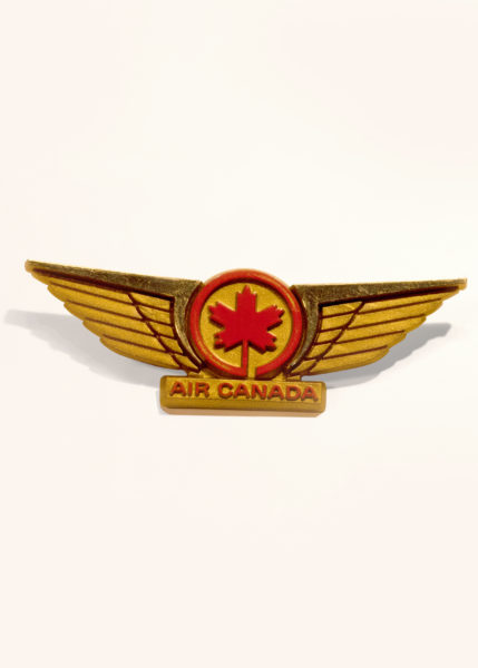 Museum artifact - Air Canada pin