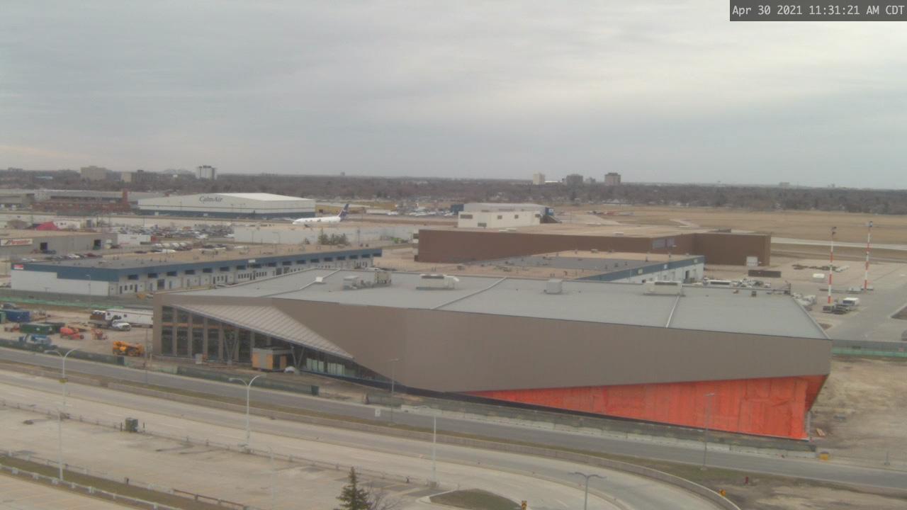 Construction Webcam April 30, 2021