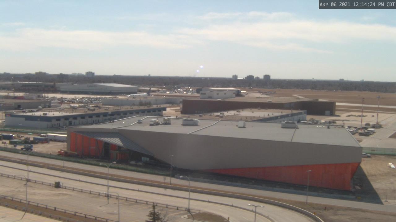 Construction Webcam April 6, 2021