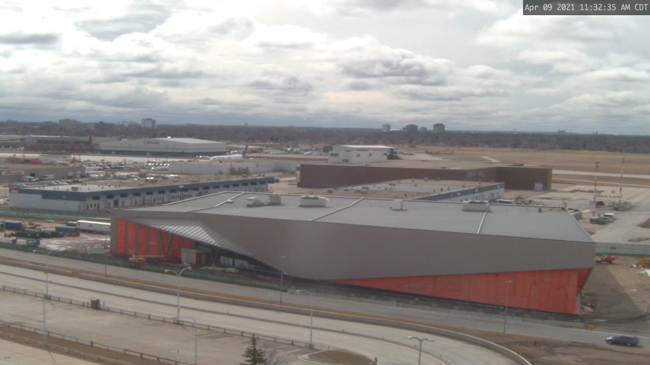 Construction Webcam April 9, 2021