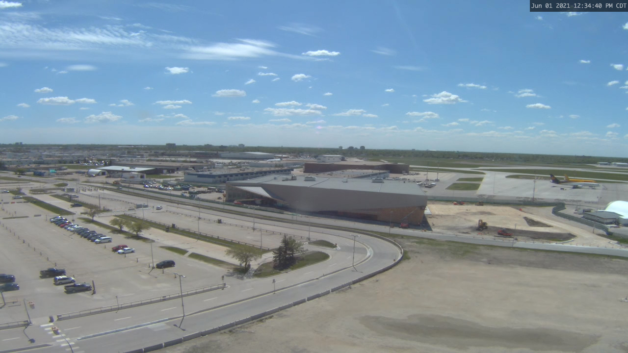 Construction Webcam June 1, 2021