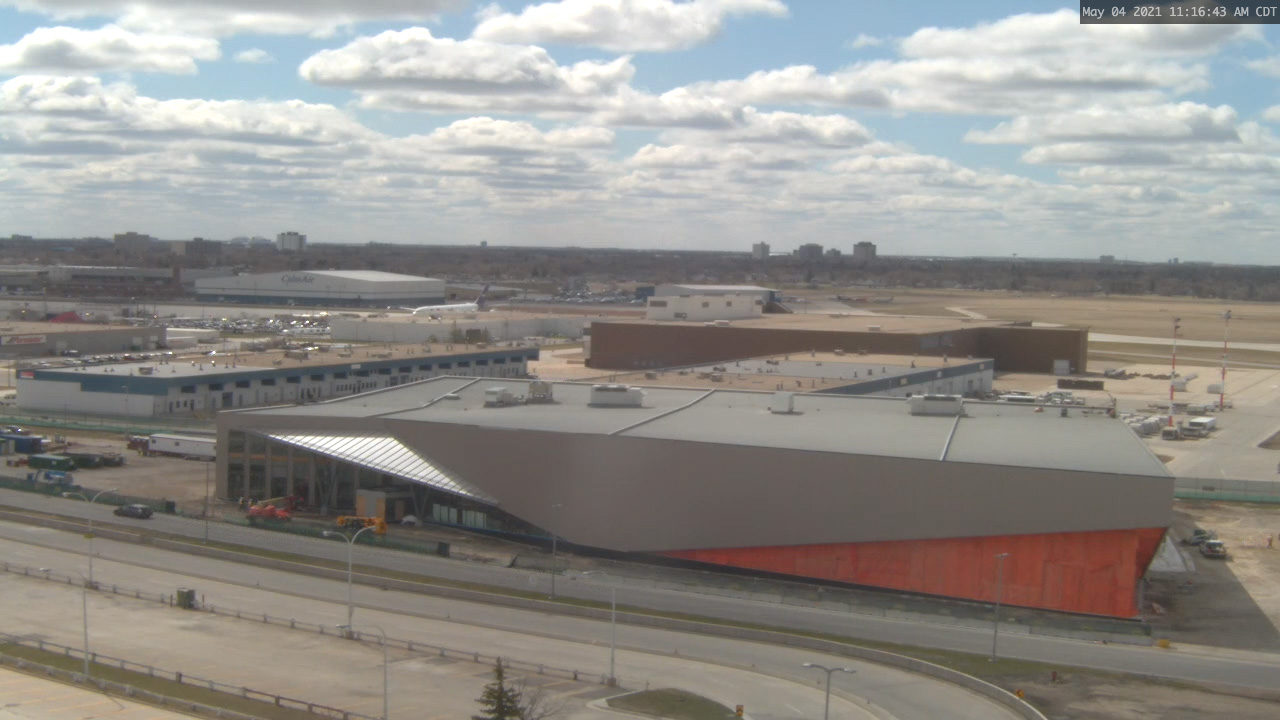 Construction Webcam May 4, 2021