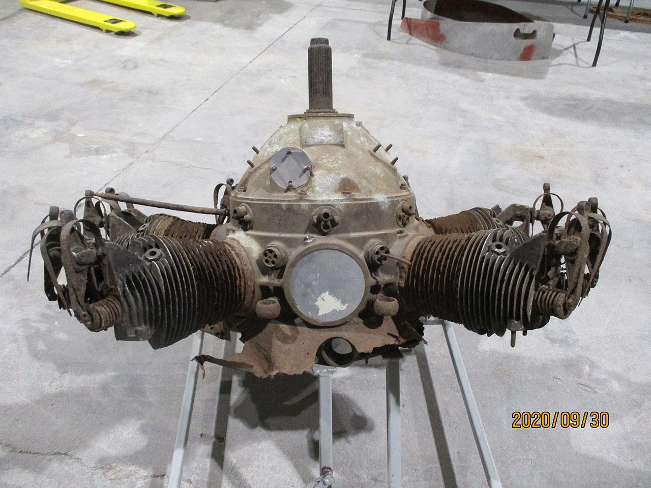 Vedette engine