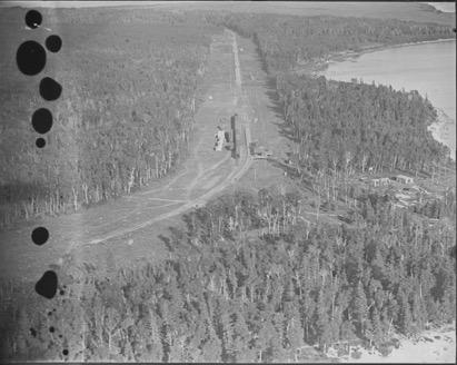 Victoria Beach Air Station – 100 Years Ago