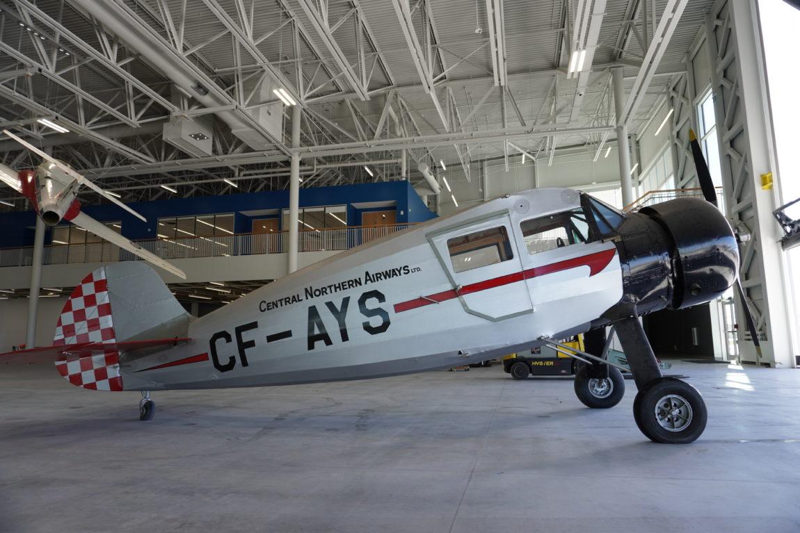 Waco Sesquiplane CF-AYS