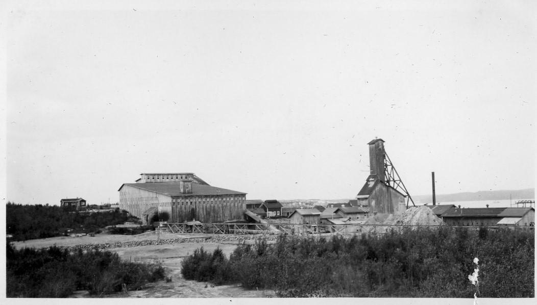 The Howey Mine